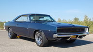 1968 Dodge Hemi Charger R/T 2-Door Hardtop 426/465 HP, 4-Speed presented as lot S146 at St. Charles, IL 2011 - thumbail image3