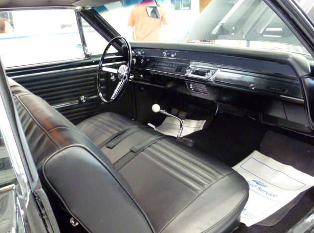 1967 Chevrolet Chevelle 2-Door Hardtop 396/375 HP, 4-Speed  presented as lot S173 at St. Charles, IL 2011 - image2