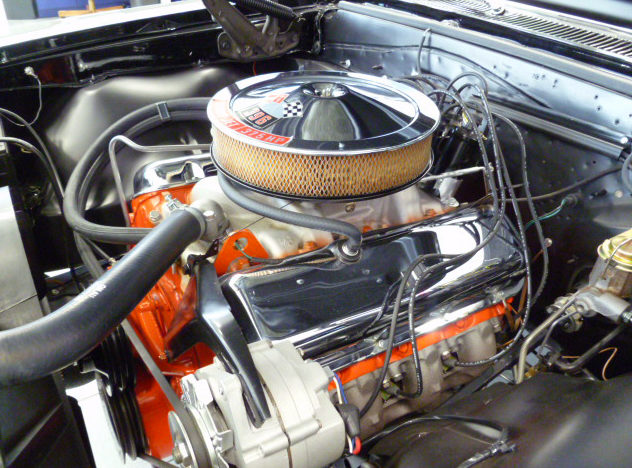 1967 Chevrolet Chevelle 2-Door Hardtop 396/375 HP, 4-Speed  presented as lot S173 at St. Charles, IL 2011 - image6