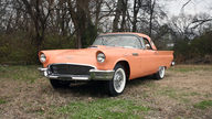1957 Ford Thunderbird Convertible 312 CI, Automatic presented as lot S184 at St. Charles, IL 2011 - thumbail image6