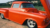 1955 Chevrolet 3100 Custom Pro Street Pickup 396/520 HP, Automatic presented as lot S198 at St. Charles, IL 2011 - thumbail image5