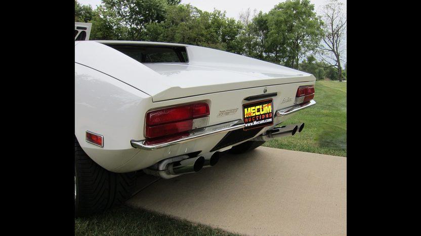 1972 DeTomaso Pantera Ghia presented as lot S210 at St. Charles, IL 2011 - image3