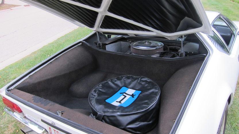 1972 DeTomaso Pantera Ghia presented as lot S210 at St. Charles, IL 2011 - image6