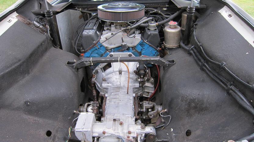 1972 DeTomaso Pantera Ghia presented as lot S210 at St. Charles, IL 2011 - image7