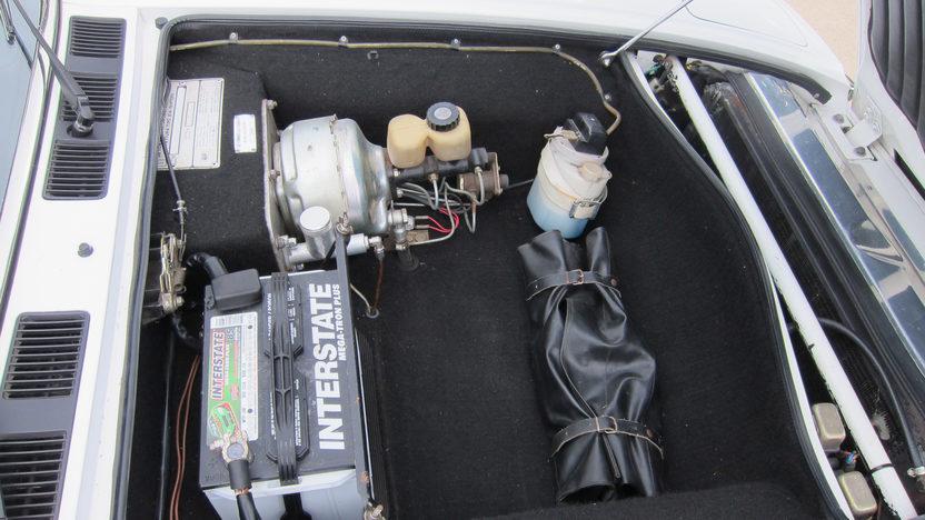 1972 DeTomaso Pantera Ghia presented as lot S210 at St. Charles, IL 2011 - image8