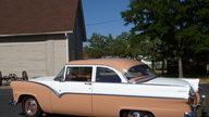 1955 Ford Fairlane 2-Door Sedan presented as lot S211 at St. Charles, IL 2011 - thumbail image2