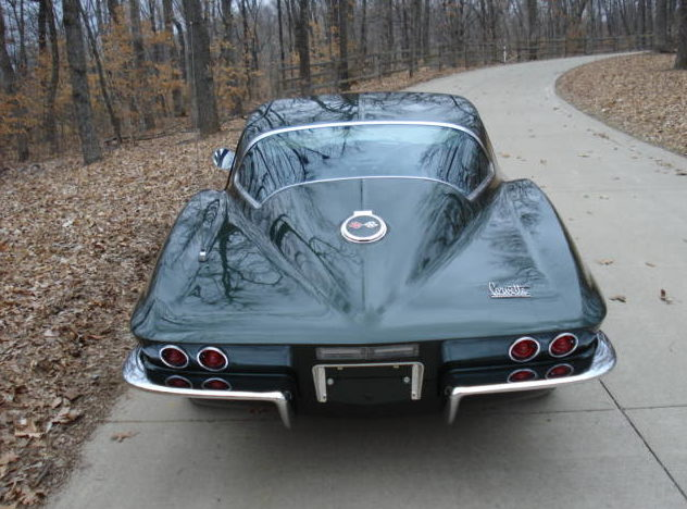 1967 Chevrolet Corvette Coupe 427/400 HP, 4-Speed presented as lot S214 at St. Charles, IL 2011 - image2