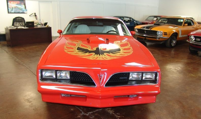 1978 Pontiac Trans Am presented as lot S223 at St. Charles, IL 2011 - image2