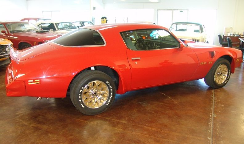 1978 Pontiac Trans Am presented as lot S223 at St. Charles, IL 2011 - image3