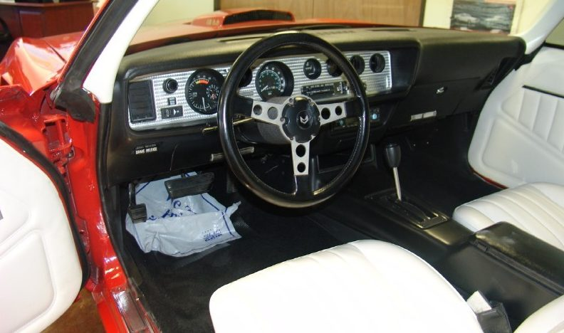1978 Pontiac Trans Am presented as lot S223 at St. Charles, IL 2011 - image5