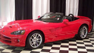 2003 Dodge Viper SRT/10 Convertible presented as lot U40 at St. Charles, IL 2011 - thumbail image8
