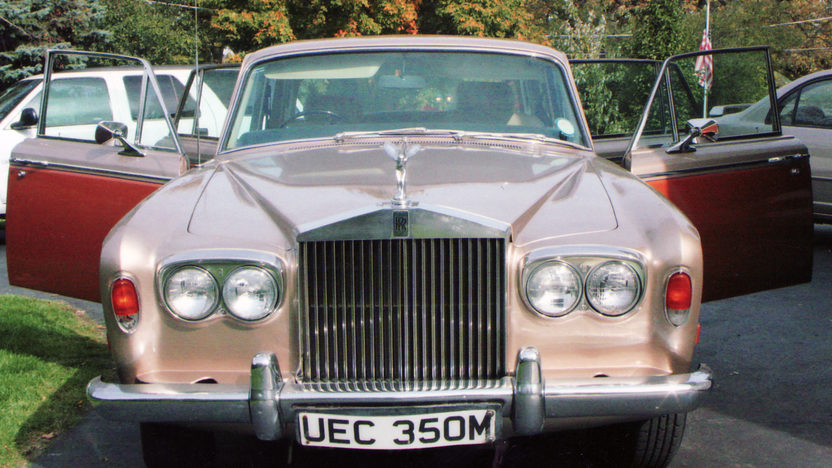 1973 Rolls-Royce Silver Shadow 4-Door Hardtop presented as lot U45 at St. Charles, IL 2011 - image2
