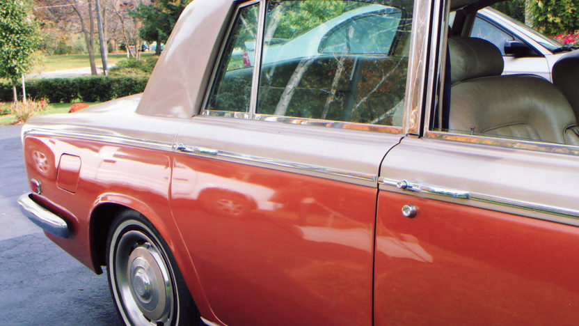 1973 Rolls-Royce Silver Shadow 4-Door Hardtop presented as lot U45 at St. Charles, IL 2011 - image6