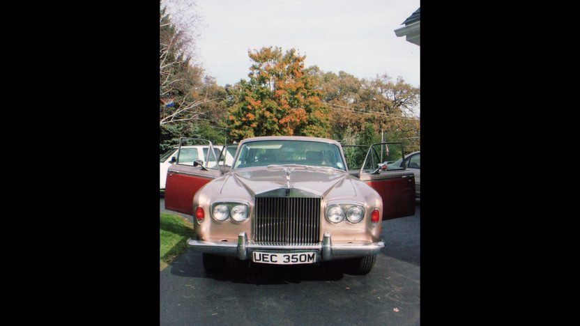 1973 Rolls-Royce Silver Shadow 4-Door Hardtop presented as lot U45 at St. Charles, IL 2011 - image7