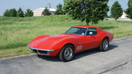 1969 Chevrolet Corvette 427 CI, 4-Speed presented as lot U157 at St. Charles, IL 2011 - thumbail image4