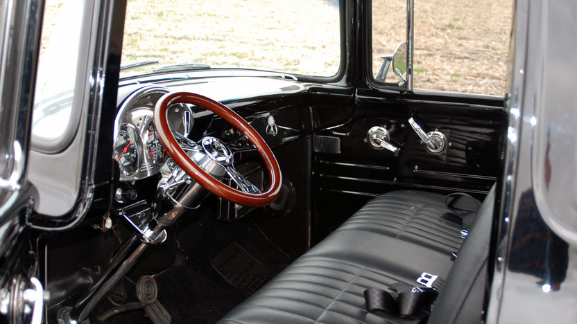 1956 Ford F100 Pickup 390 CI, Automatic presented as lot U158 at St. Charles, IL 2011 - image4