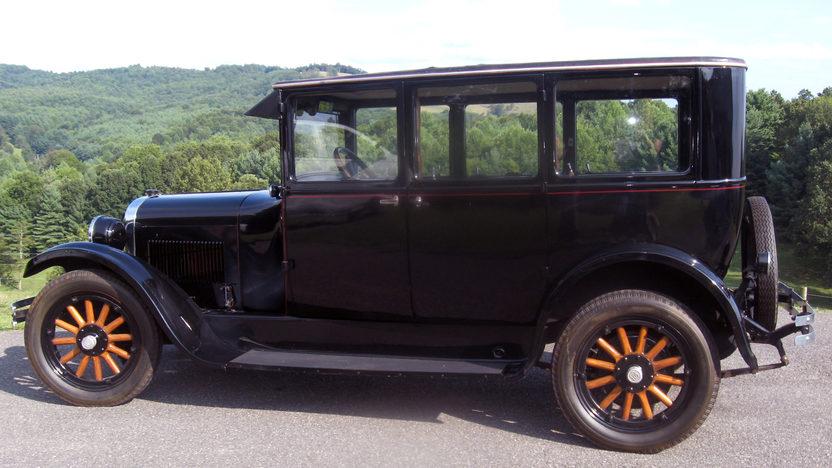 1926 Dodge Sedan presented as lot U163 at St. Charles, IL 2011 - image2