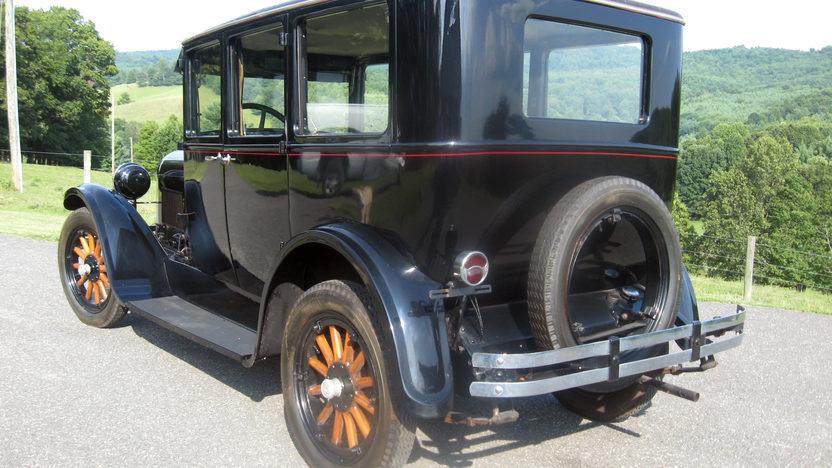 1926 Dodge Sedan presented as lot U163 at St. Charles, IL 2011 - image3
