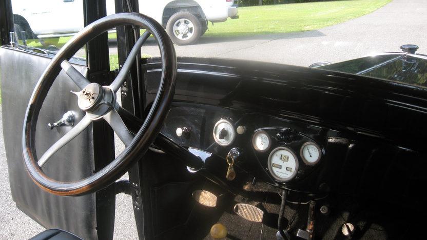 1926 Dodge Sedan presented as lot U163 at St. Charles, IL 2011 - image5