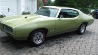 1969 Pontiac GTO presented as lot U52 at St. Charles, IL 2011 - thumbail image3