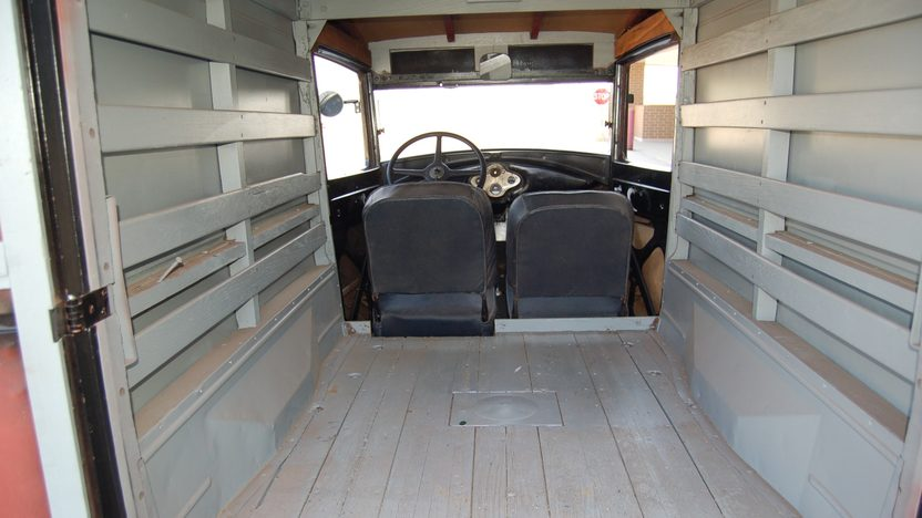 1930 Ford Model A Deluxe Panel Delivery From the Collection of David V. Uihlein Sr. presented as lot U62 at St. Charles, IL 2011 - image6