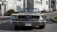 1966 Ford Mustang Convertible 289/200 HP, Automatic presented as lot U64 at St. Charles, IL 2011 - thumbail image2