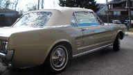 1966 Ford Mustang Convertible 289/200 HP, Automatic presented as lot U64 at St. Charles, IL 2011 - thumbail image3