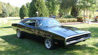 1970 Dodge Charger 440 CI presented as lot U78 at St. Charles, IL 2011 - thumbail image7