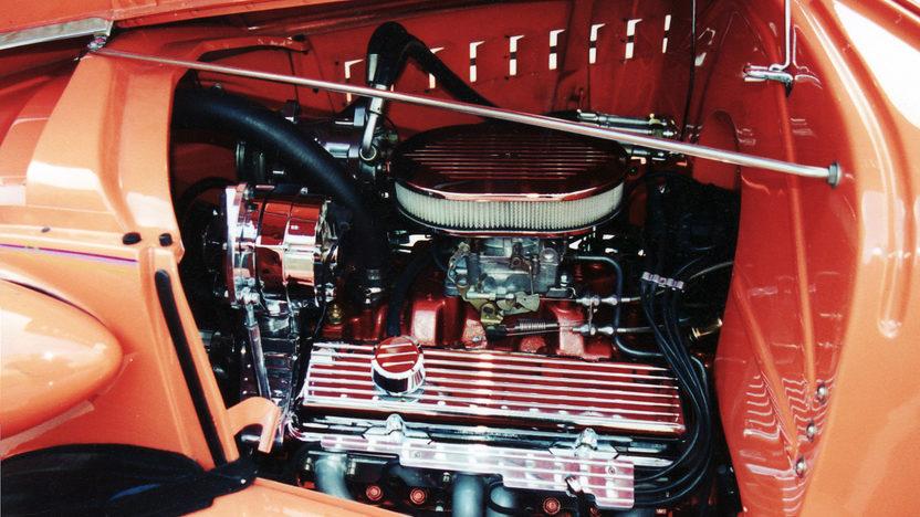 1938 Chevrolet Flat Back 2-Door Sedan 350/350 HP presented as lot U93 at St. Charles, IL 2011 - image7