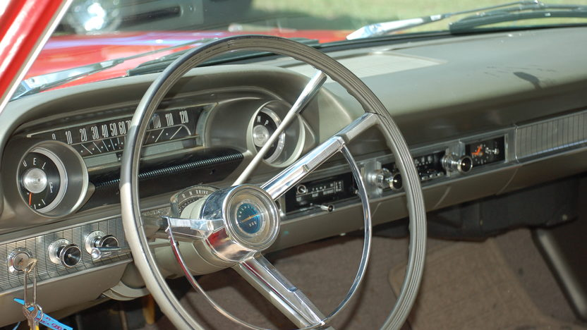 1963 Ford Galaxie 500 2-Door 390 CI, Automatic presented as lot F43 at St. Charles, IL 2011 - image5