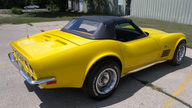 1972 Chevrolet Corvette Convertible 350 CI, 4-Speed presented as lot F111 at St. Charles, IL 2011 - thumbail image2