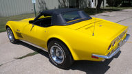 1972 Chevrolet Corvette Convertible 350 CI, 4-Speed presented as lot F111 at St. Charles, IL 2011 - thumbail image9
