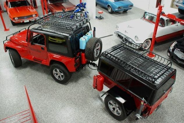 1991 Jeep Wrangler Renegade 4.0L, 5-Speed presented as lot S125 at St. Charles, IL 2011 - image9