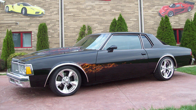 1979 Chevrolet Caprice 454/425 HP, Automatic presented as lot T143 at St. Charles, IL 2011 - image2