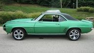1969 Chevrolet Camaro 350 CI, Automatic presented as lot T196 at St. Charles, IL 2011 - thumbail image3