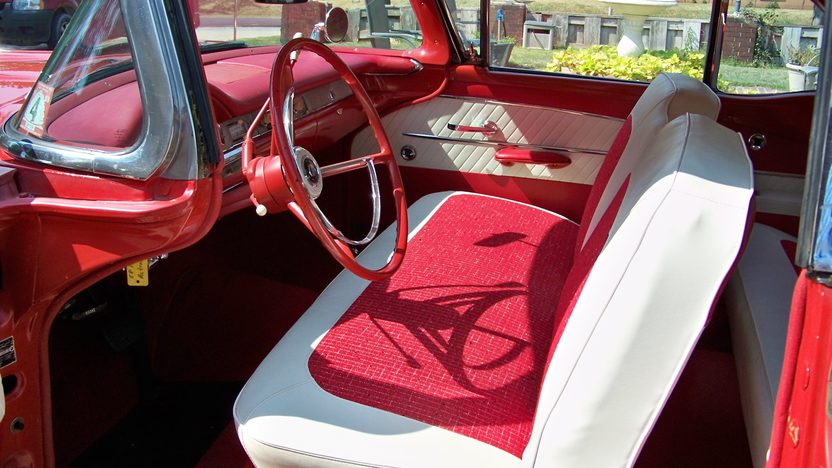1958 Ford Skyliner Retractable 352/300 HP, Automatic presented as lot F264 at St. Charles, IL 2011 - image6