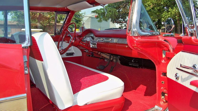 1958 Ford Skyliner Retractable 352/300 HP, Automatic presented as lot F264 at St. Charles, IL 2011 - image7