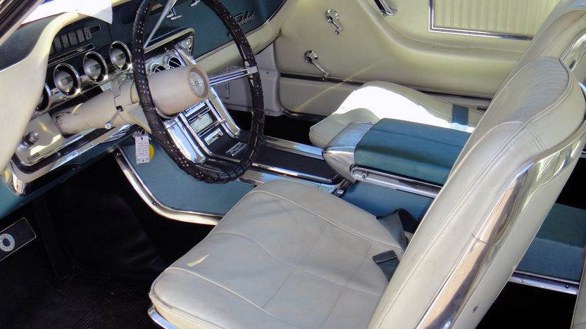 1966 Ford Thunderbird Automatic presented as lot F42 at St. Charles, IL 2011 - image5