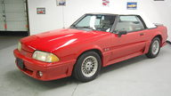 1991 Ford Mustang GT Convertible presented as lot T106 at St. Charles, IL 2011 - thumbail image4