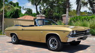 1969 Chevrolet Chevelle SS Convertible 396/325 HP, 4-Speed presented as lot F253 at St. Charles, IL 2011 - thumbail image8