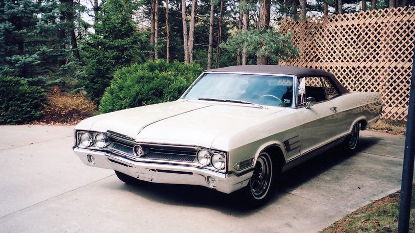 1965 Buick Wildcat Convertible 401/325 HP, Automatic presented as lot S46 at St. Charles, IL 2011 - image6