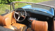 1976 MG  Convertible presented as lot T123 at St. Charles, IL 2011 - thumbail image4