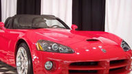 2003 Dodge Viper SRT/10 Convertible presented as lot T180 at St. Charles, IL 2011 - thumbail image2