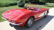 1962 Chevrolet Corvette 327/300 HP, 4-Speed presented as lot F267 at St. Charles, IL 2011 - thumbail image6