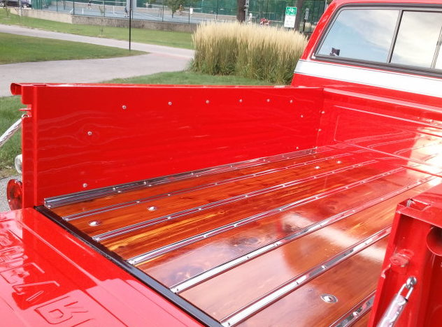 1974 Chevrolet C10 Pickup 350 CI, Automatic presented as lot T117 at St. Charles, IL 2011 - image7
