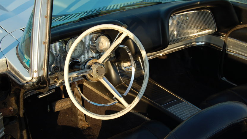 1960 Ford Thunderbird Convertible 430 CI, Automatic presented as lot U53 at St. Charles, IL 2011 - image5