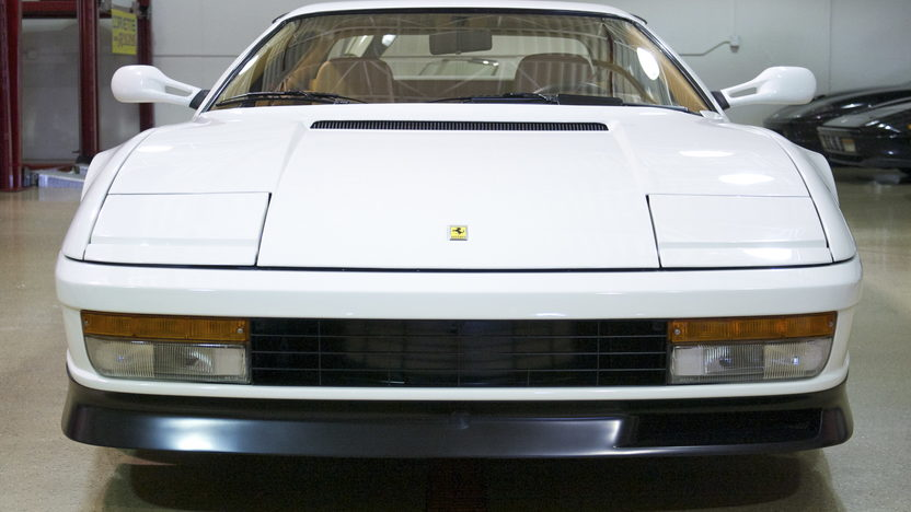 1991 Ferrari Testarossa Coupe 4.9/390 HP, 5-Speed presented as lot F240.1 at St. Charles, IL 2011 - image2