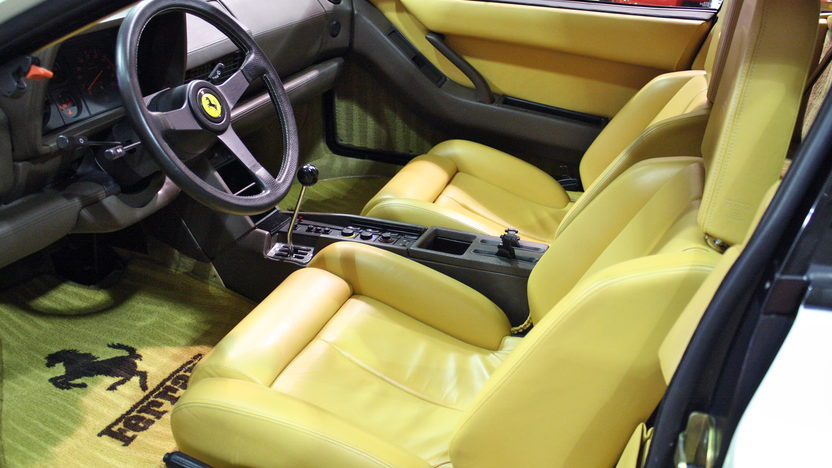 1991 Ferrari Testarossa Coupe 4.9/390 HP, 5-Speed presented as lot F240.1 at St. Charles, IL 2011 - image5