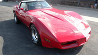 1982 Chevrolet Corvette 350 CI, Automatic presented as lot T135 at St. Charles, IL 2011 - thumbail image7