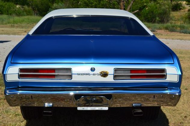1972 Plymouth Duster 2-Door Hardtop 340/240 HP, 4-Speed presented as lot T232 at St. Charles, IL 2011 - image2
